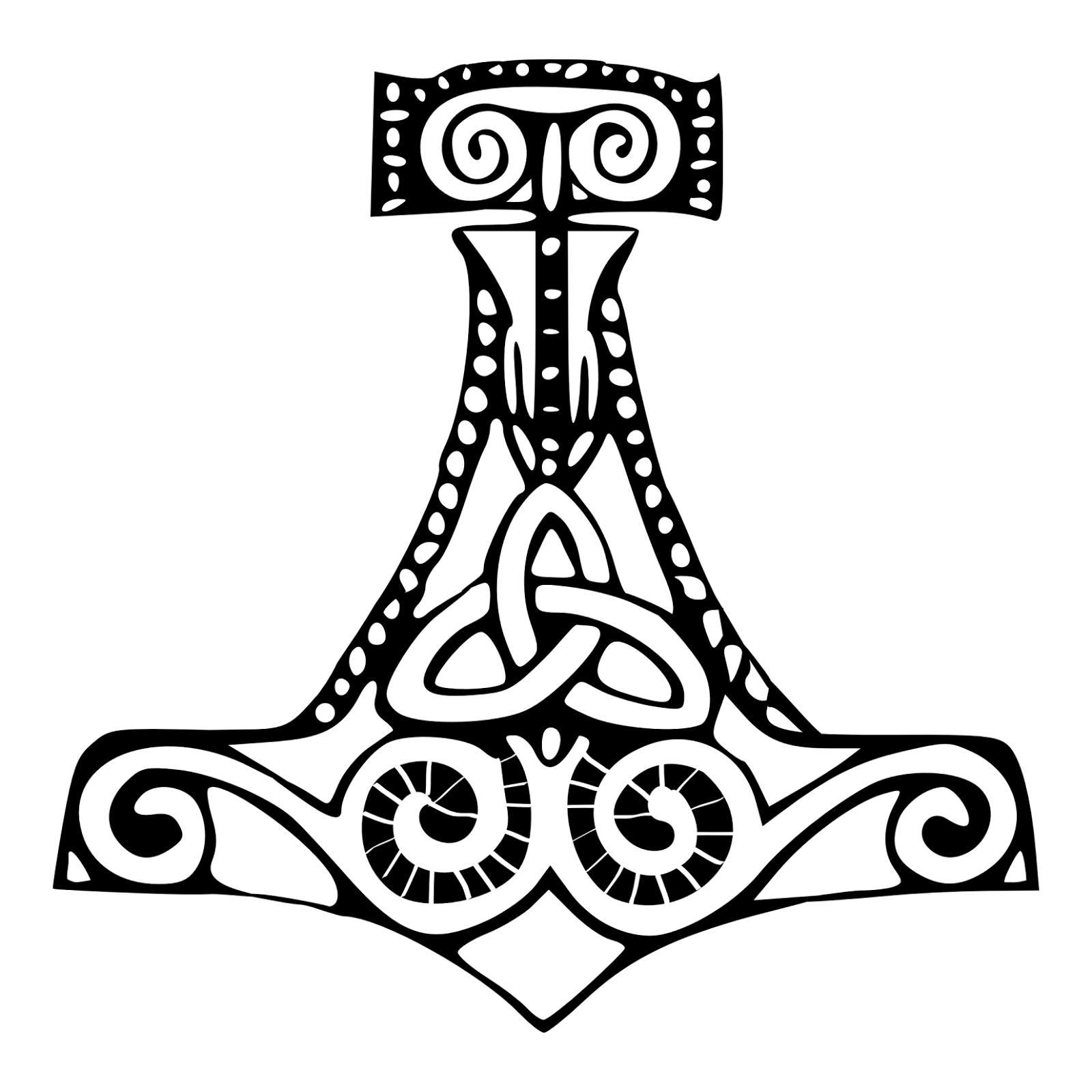 Dios Thor Simbolos De Wwwimagenesmycom
