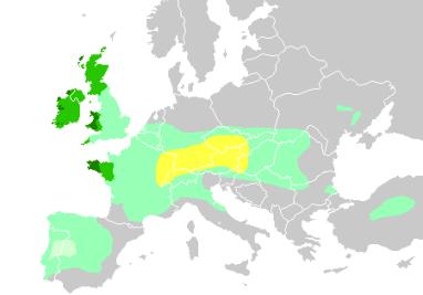 Expansión celta